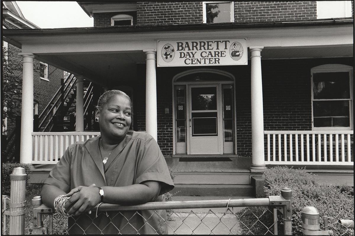 Cyndy Stratton - Director of Barrett Day Care Center