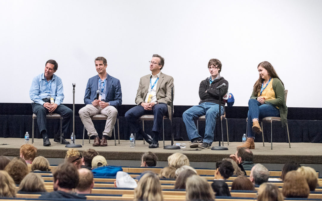 Watch Seats Screening Discussion at the Virginia Film Festival