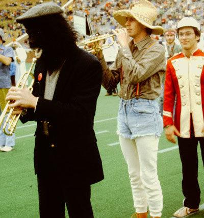 U.Va. Pep Band